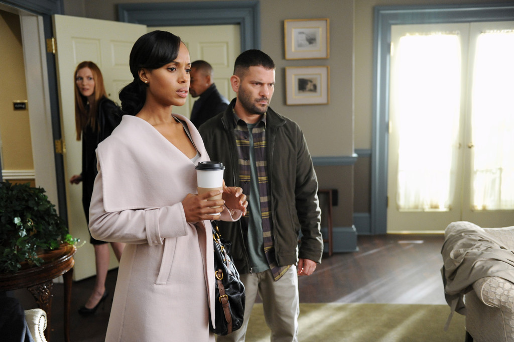 DARBY STANCHFIELD, KERRY WASHINGTON, COLUMBUS SHORT, GUILLERMO DIAZ